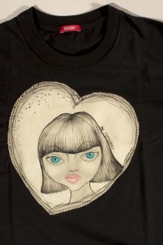 La T-shirt pronta